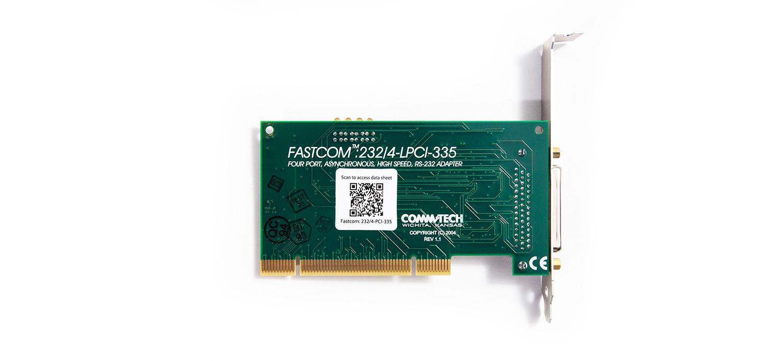 Fastcom-Commtech-232-4-PCI-335-image1