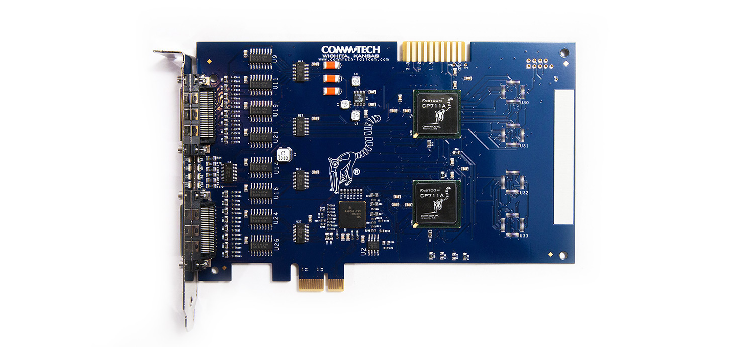PCIe adapter Fastcom-Commtech-PCIe-image5